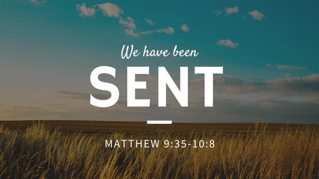 Matthew 9-35 - 10-8
