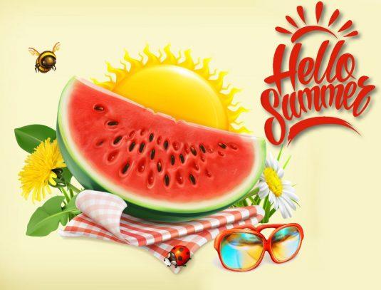 Hello Summer BG