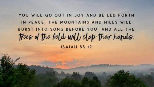 Isaiah55-12