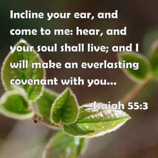 Isaiah55