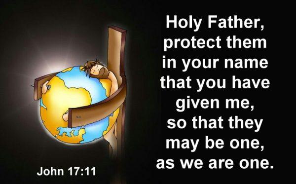 John17-11 protect them