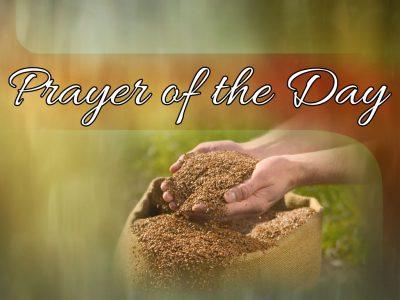 PrayerOfTheDay