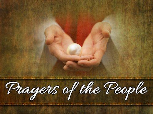 PrayersOfThePeople