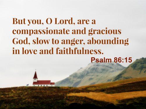 Psalm86-15